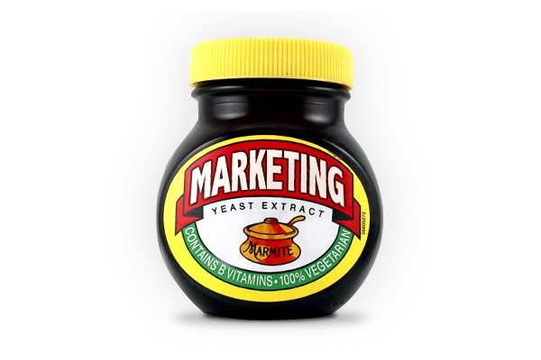 Marketing Marmite