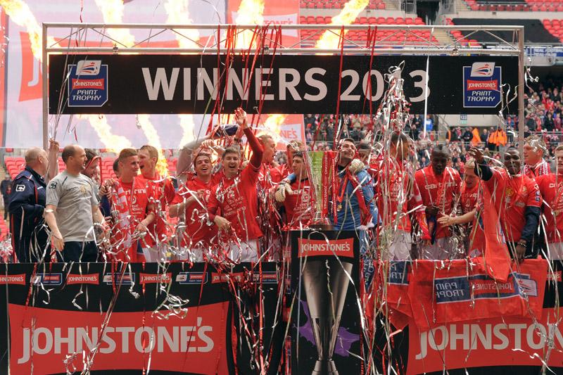 Johnstones Paint Trophy 2013