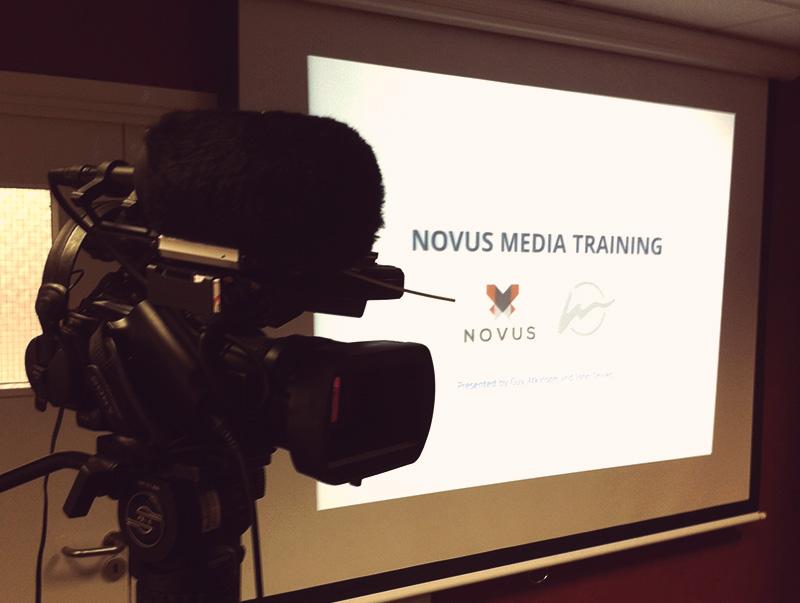 Novus Media Training