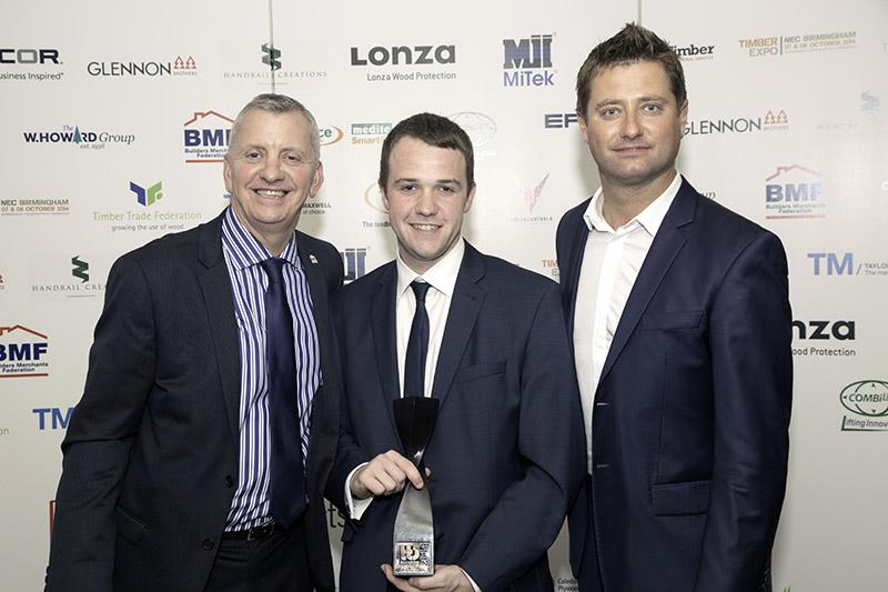 Cameron Reid - TTJ Career Development Award