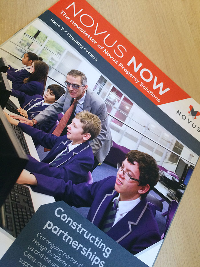 Novus Newsletter Issue 3