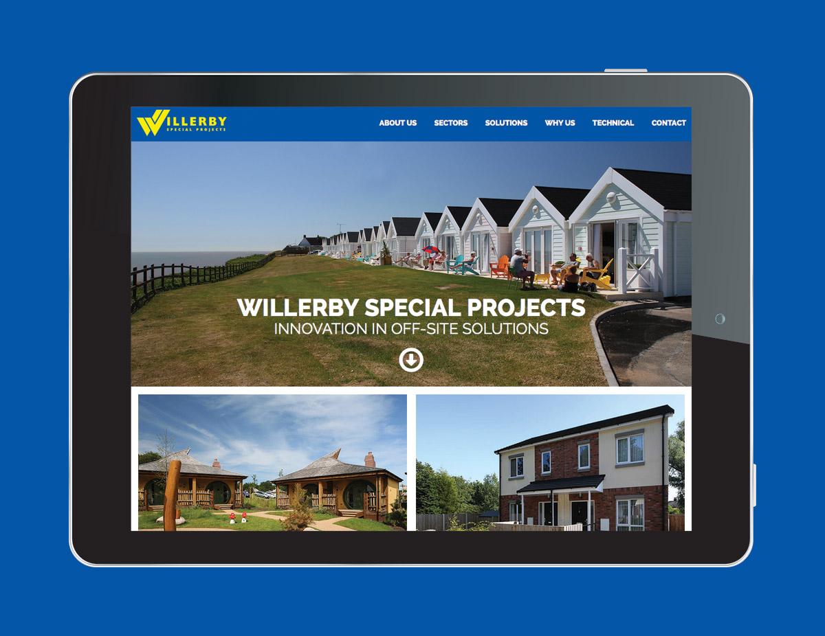 willerby-website