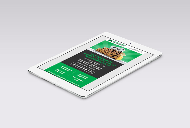 Howarth Timber eshot on iPad