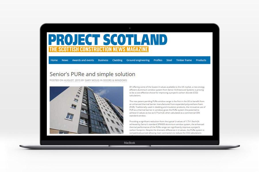 PURe - Project Scotland