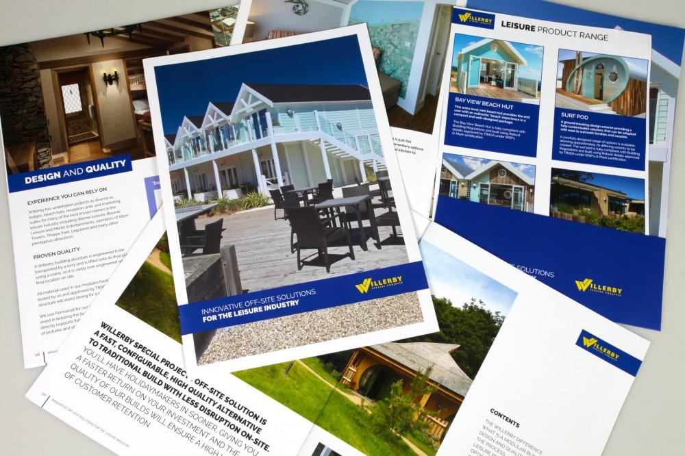 Willerby brochures