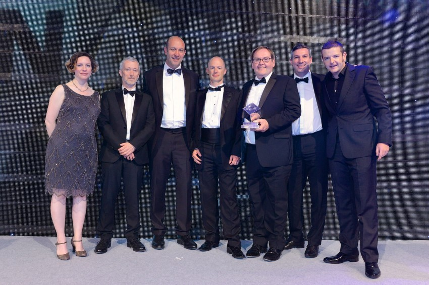 Miller UK scoops Commercial Innovation of the Year at the Construction News Awards