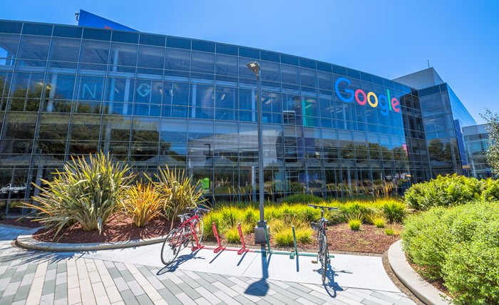 Google Offices, Mountain View, California