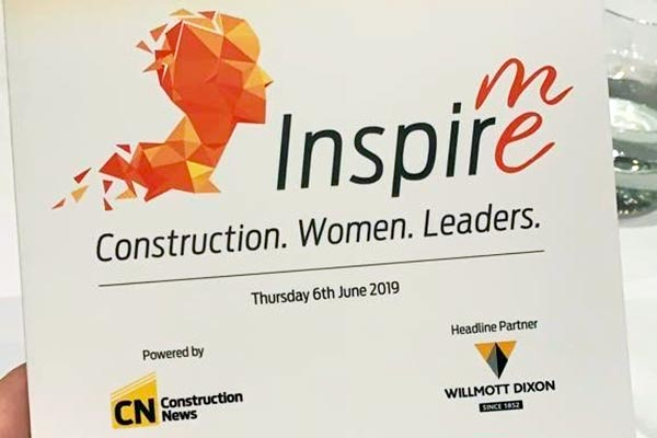 Construction News Inspire Me event guide